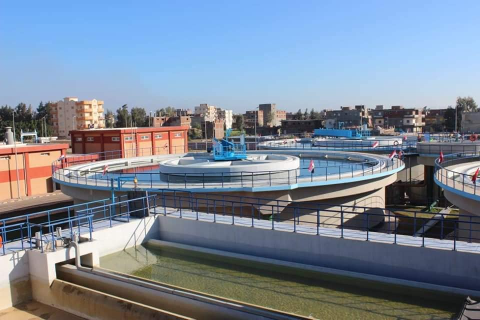 محطة مياه المحمودية