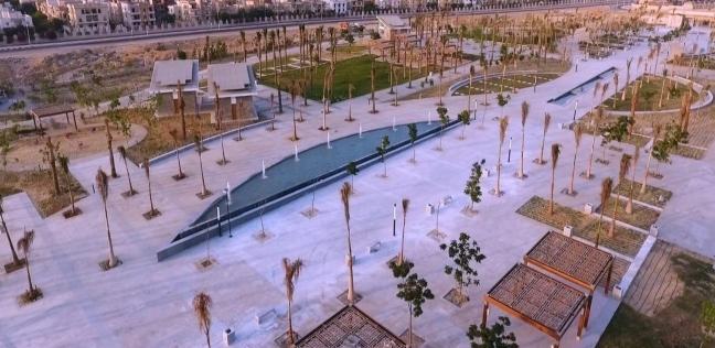 حديقة زايد المركزية