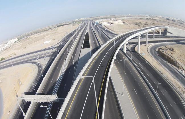 تطوير الطريق الدائرى (الإسماعيلية الصحراوى - الأتوستراد)