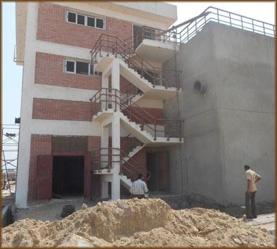 محطة تنقية مياه الشرب بمدينة ساقلتة