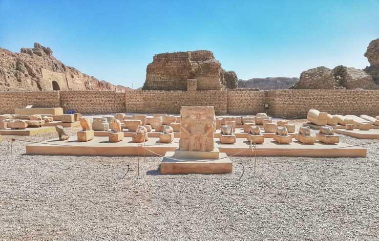 المتحف المفتوح بمعبد دندرة