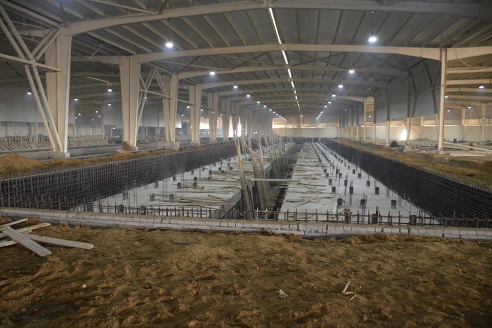 مصنع انتاج اطارات السيارات ببورسعيد