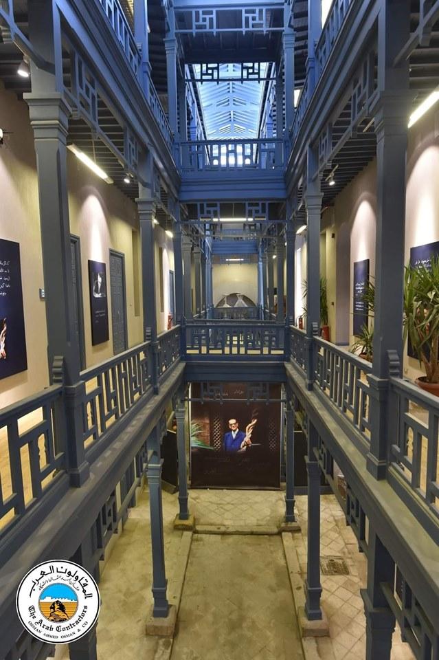 متحف الأديب العالمي نجيب محفوظ