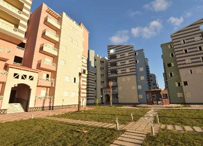 الاسكان الاجتماعى المميز بمدينة العلمين الجديدة