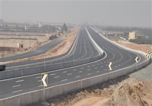 كوبري تقاطع طريق الفيوم مع طريق اسيوط الغربي