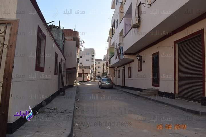 تطوير المناطق القديمة بمدينة الغردقة