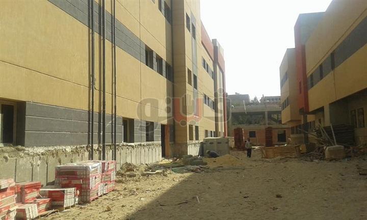 تطوير مستشفى الخانكة المركزى