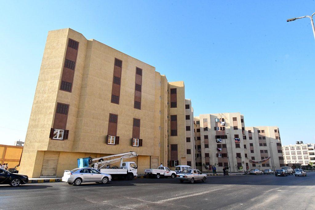 تطوير منطقة طلمبات المكس بالإسكندرية