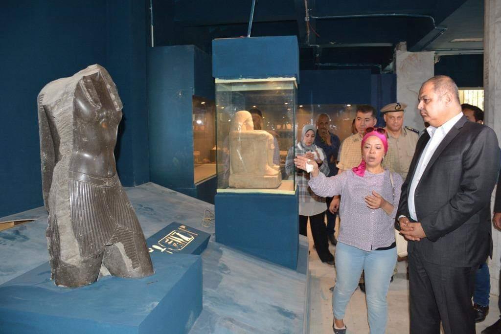 تطوير متحف طنطا القومي