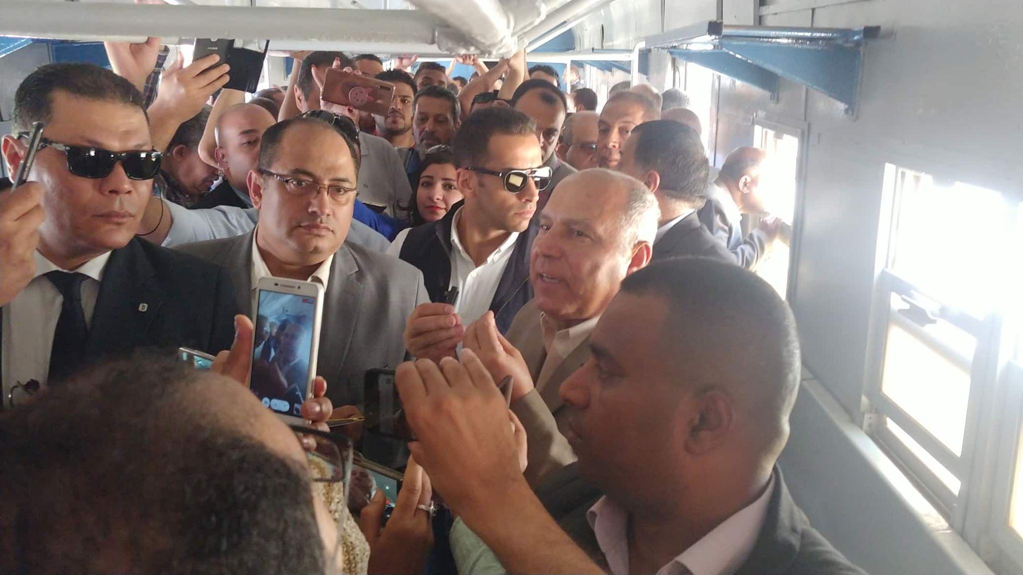 تحويل قطار أبو قير إلى مترو