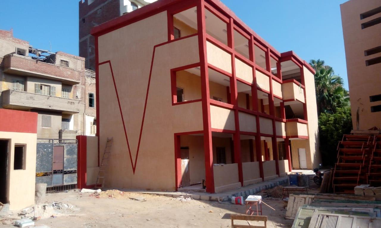 صيانة مدارس طنطا 2018
