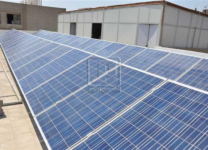 محطة سيوه للطاقة الشمسية