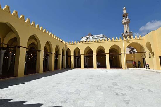 مسجد زغلول الأثرى