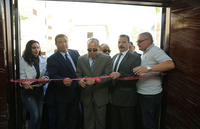 مجمع الخدمات الإدارية بسيدي غازي 
