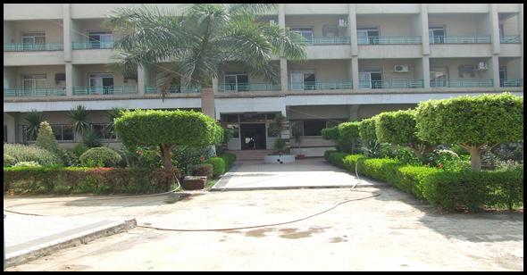 مستشفى حميات شبين الكوم