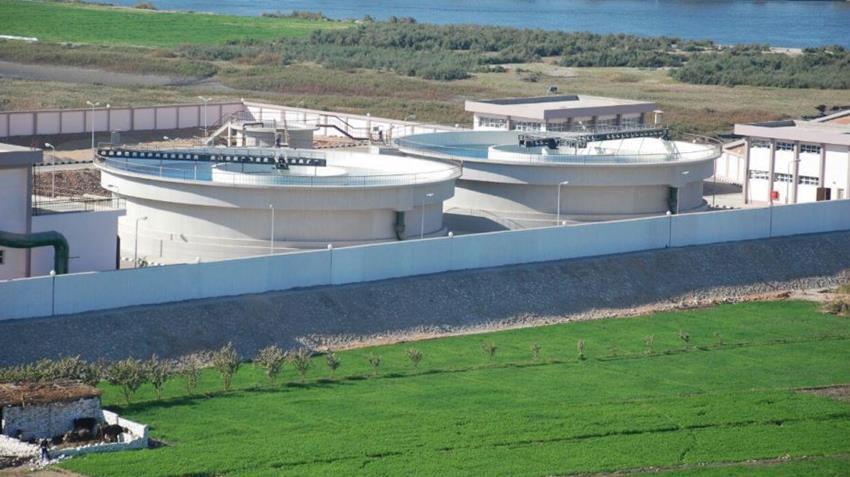 محطة مياه الوليدية الجديدة