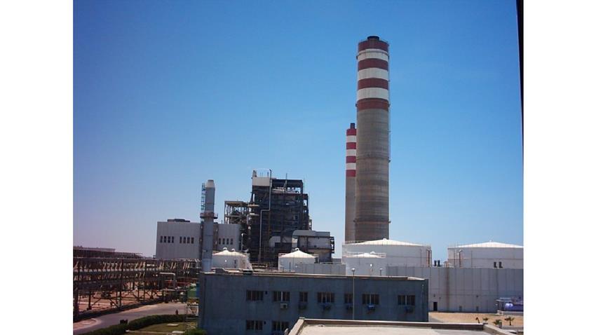 محطة توليد كهرباء بنها المركبة