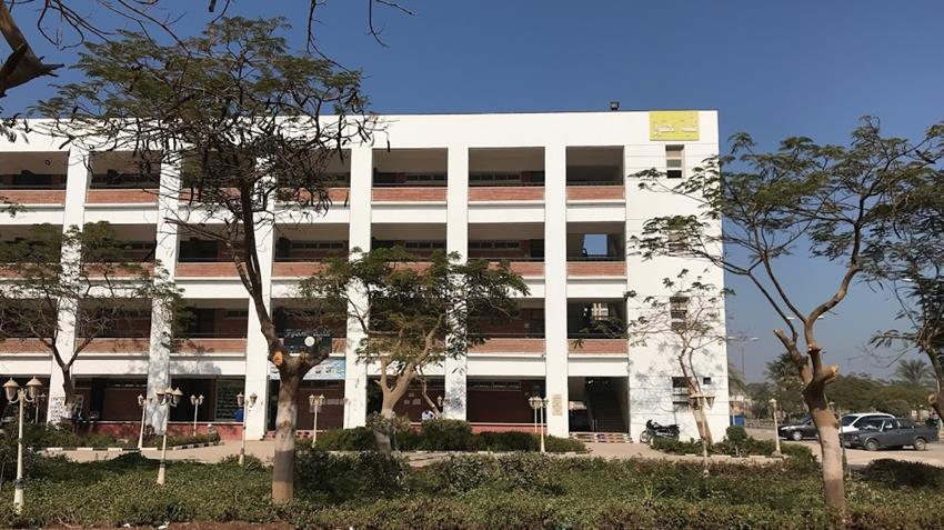 كلية حقوق بجامعة المنيا