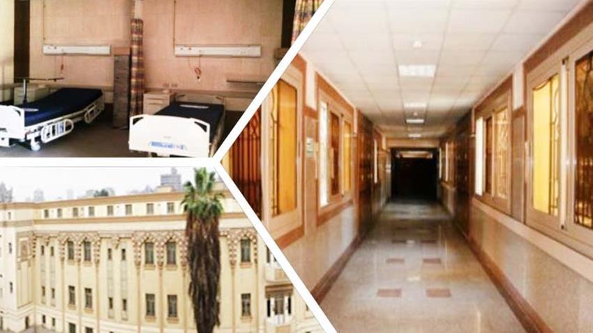 تطوير مستشفى الجمعية الخيرية