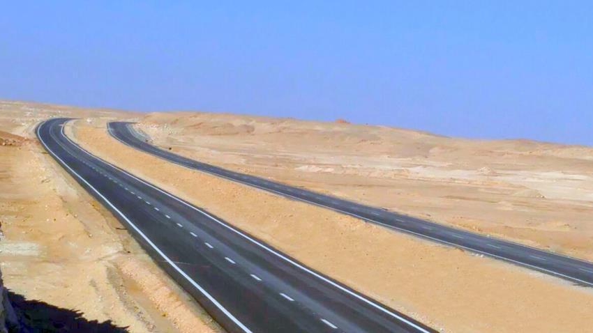 طريق سيوة - جغبوب