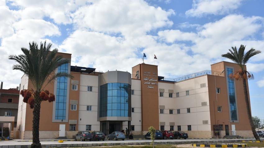 مركز علاج أمراض الكبد بمنطقة دانشال