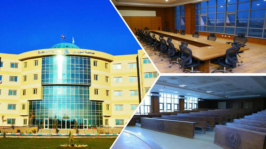 كلية الطب بجامعة السويس