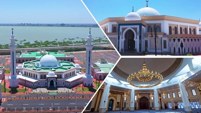 مسجد الشهيد فريق عبد المنعم رياض