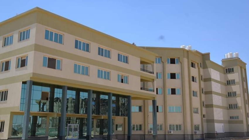 كلية هندسة بجامعة السويس