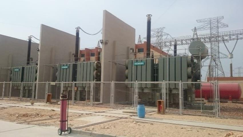 محطة محولات أسيوط شرق النيل