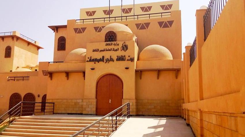 إنشاء قصر حاجر العديسات بالأقصر