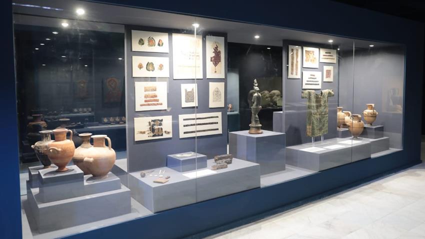 ترميم متحف آثار طنطا