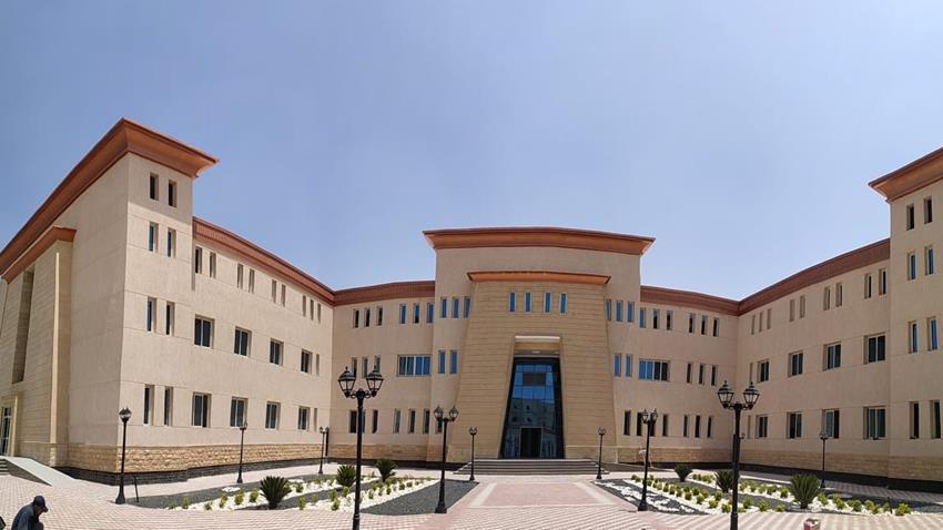 الجامعة التكنولوجية ببني سويف