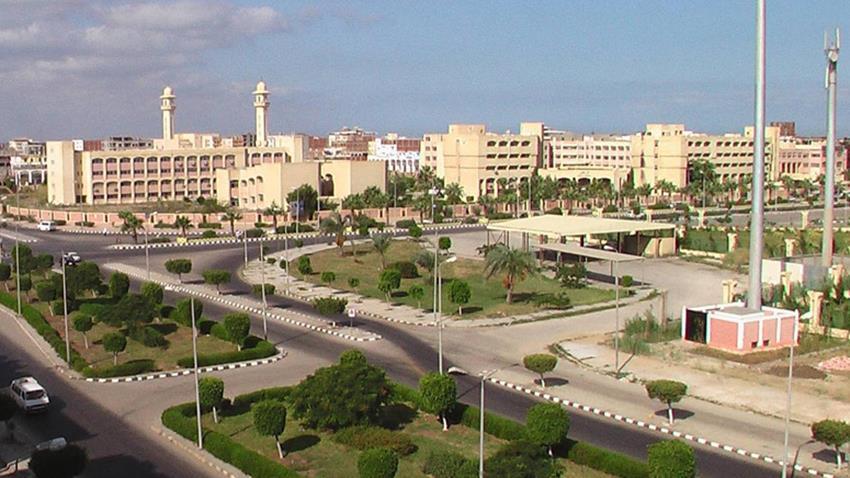 إنشاء كلية تمريض بجامعة دمياط