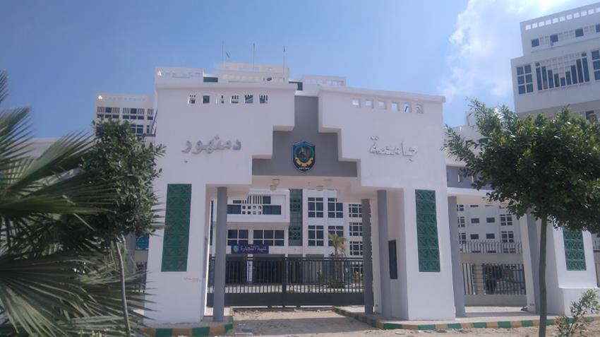 تطوير جامعة دمنهور